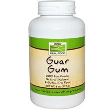 Now Foods, Real Food, 10% Pure Guar Gum (227 g) Made In USA