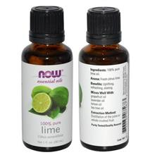 100% Pure Lime Essential Oil, Made in USA (30ml)
