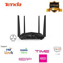 Tenda AC10U AC1200mbps Wireless WiFi Router)