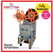 Fully Automatic Cup Sealer (Full Stainless Steel Body)