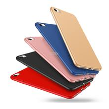 OPPO R1C R1X Baby Skin Soft Silicone TPU Back Case Cover Casing