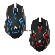 MARVO Mouse Wired M319 BLUE/RED