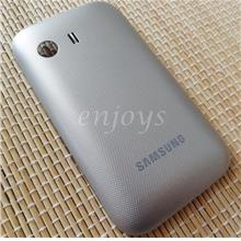 Enjoys: ORI HOUSING Battery Cover for Samsung Galaxy Y S5360 ~GRAY