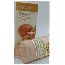 2 bottles of Ginger Orange Lotion