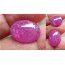 PINK MADAGASCAR CABO RUBY LOVELY 15CARATS
