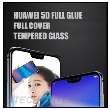 Huawei Honor 8X 2.5D Full Glue Cover Tempered Glass Protector