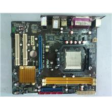 Asus M2N68-AM PLUS AMD Socket AM2 Mainboard 080115