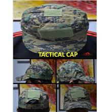 TOPI CAPS AIRSOFT TACTICAL TEAM VELCROW ATTCH TEAM LOGO.
