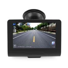 2 in 1 Car DVR with Radar Detector Auto HD Wide Angle Night Vision Rec..