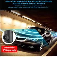 1080P High Definition Multifunction Driving Recorder Mini Wifi No Scre..