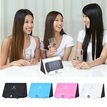 Square Shape Portable Car Wireless Mobile Phone Induction Amplifying S..