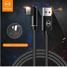 Mcdodo CA-3451 Type C L Shape 5A 1M Data USB Charging Cable