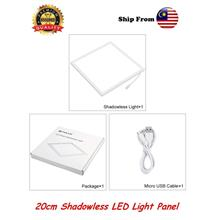 Puluz Led Photography Shadowless Light Lamp Panel Pad