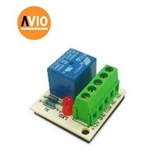 RLY-12V Alarm 12V relay 1 pole NO / NC with screw terminals
