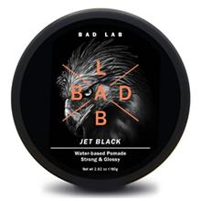 BADLAB Jet Black Waterbased Pomade 80g