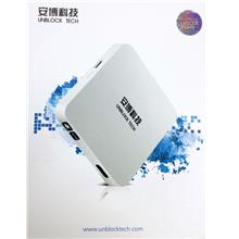 UNBLOCK TECH S900BT PRO GEN 3 COME MEDIA PLAYER WITH BLUETOOTH