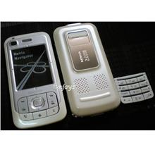 Enjoys: AP ORIGINAL HOUSING Nokia 6110 Navigator ~WHITE ~#Full Set#