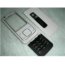 Enjoys: AP ORIGINAL HOUSING Nokia 6288 ~WHITE~#Front Back with KEYPAD#