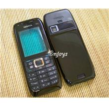 Enjoys: AP ORIGINAL HOUSING for Nokia E51 ~ BLACK ~ #FULL SET#