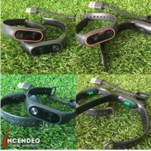 **incendeo** - Xiaomi Mi Band 2 Fitness Watch (1 pair)