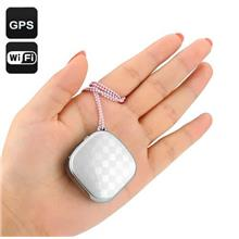 GPS Tracker With Listening Device And SOS Call (WGPS-15C).