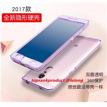 Xiaomi Redmi Note 4X 360 Full Protection Hard Case Cover Casing