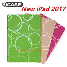 QCase Apple The New iPad 2017 9.7inch Flip Smart Case Cover Casing