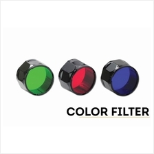 Fenix AOF-L Red / Green / Blue Filter Adapter - For 40mm Head Diameter