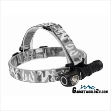 Xtar H3 Warboy Cool White CREE XM-L2 U3 LED 1000L Headlamp