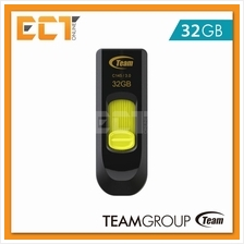 Team Group C145 32GB USB 3.0 Flash Drive/Pendrive - Yellow