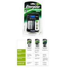 Energizer Recharge SMART Includes 2xAA Batteries