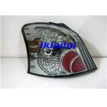 Toyota YARIS '05-'07 CRYSTAL LED Tail Lamp
