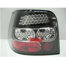 VOLKSWAGEN GOLF 4 '98-'04  LED Tail Lamp Black