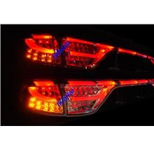 Toyota Estima '06 ACR50 Full LED Tail Lamp ('09 Look)