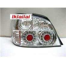 Subaru Impreza 01 LED Tail Lamp [Clear, Clear Smoke, Clear Red]