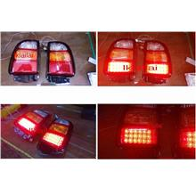 Toyota RAV 4 '98-04 Crystal LED Tail Lamp