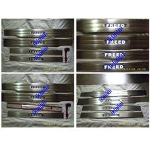 Honda Freed Door / Side Sill Plate With LED Light [4pcs/set]