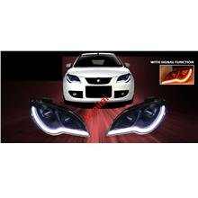 Proton Gen2 / Persona Projector Head Lamp Light Bar + Signal Function