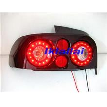 SUBARU IMPREZA 4D '98-'02 LED Tail Lamp [Black Housing]