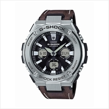Casio G-Shock G-Steel Tough Leather Band Watch GST-S130L-1ADR