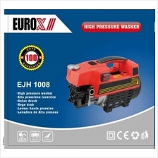 EuroX EJH1008N 1.5kW 100Bar Compact Induction High Pressure Washer