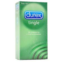 Durex Tingle Condom (Kondom) 12's
