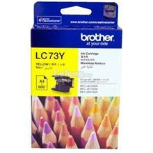 Brother Yellow Ink Cartridge (LC73Y)