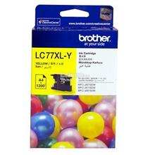 Brother Ink Cartridge Yellow (LC77XLY)