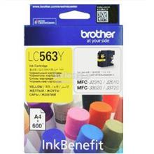 Brother Ink Cartridge Yellow (LC563Y)