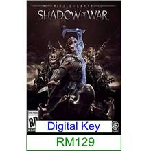 PC Middle-earth Shadow of War ★Brand New★