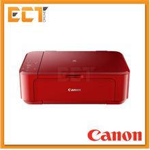 Canon PIXMA MG3670 A4 Home  & Photo AIO Inkjet Printer - Red