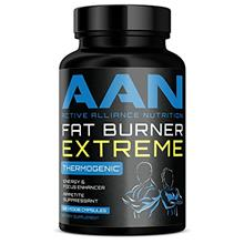 NEW !! AAN Fat Burner EXTREME - Weight Loss / Stubborn Belly Fat, Energy, Vega