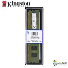 Kingston 2GB DDR3 1600Mhz CL11 Desktop Ram (KVR16N11S6/2)