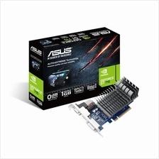 ASUS PCIE NVIDIA GT710 1GB GDDR3 64BIT (710-1-SL-BRK)